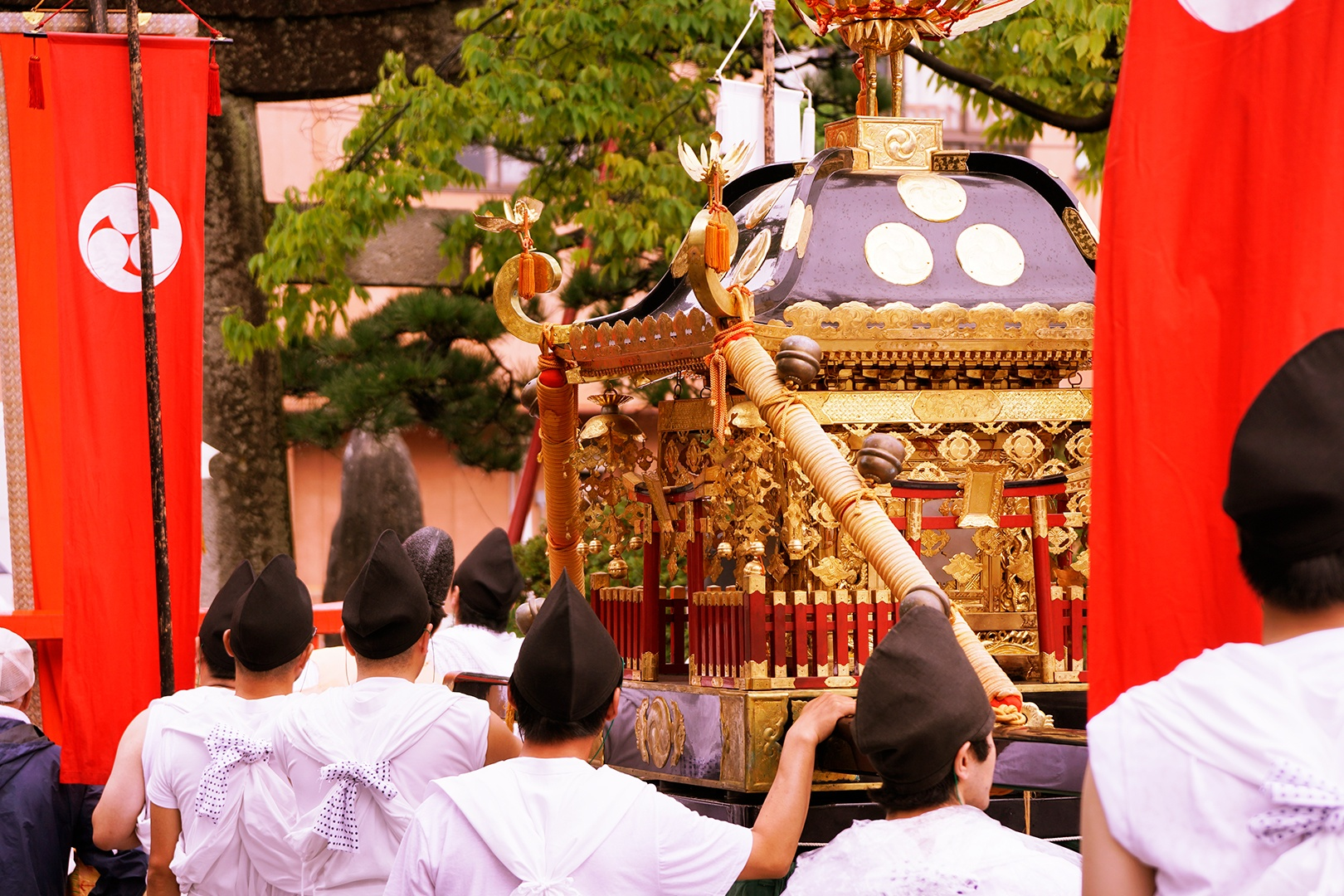 平成30年度二百十日祭・神幸の儀